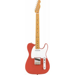 FENDER VINTERA 50 TELE FIESTA RED MP