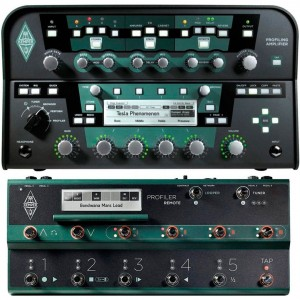 KEMPER PROFILER POWERHEAD + REMOTE