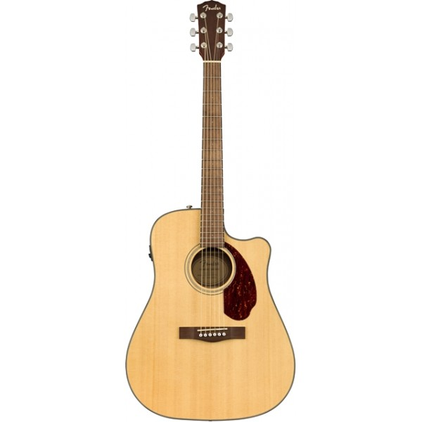 FENDER CD-140SCE NATURAL WN CON ESTUCHE