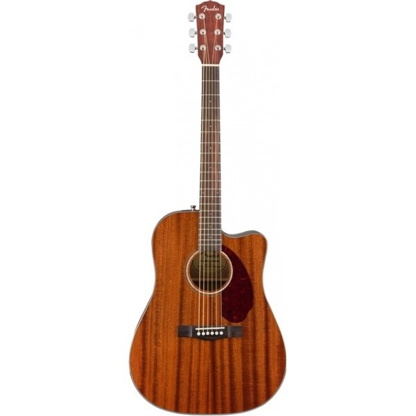 FENDER CD-140SCE ALL MAHOGANY CON ESTUCHE