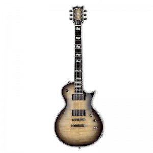 ESP E-II ECLIPSE BLACK NATURAL BURST