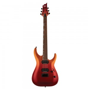 LTD H-400 CRIMSON FADE METALLIC