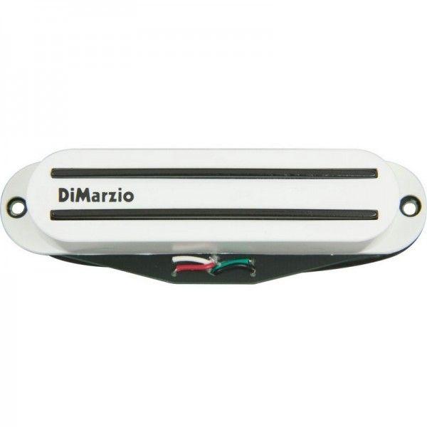DIMARZIO FAST TRACK 2 BLANCA DP182W