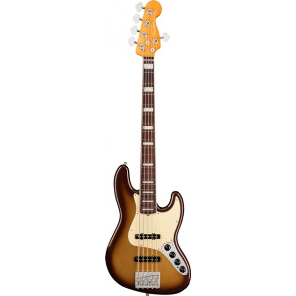 FENDER AMERICAN ULTRA JAZZ BASS V MB RW