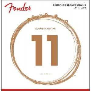 FENDER FOSFORO BRONCE 11-52