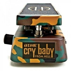 DUNLOP CRYBABY DIMEBAG SIGNATURE DB01