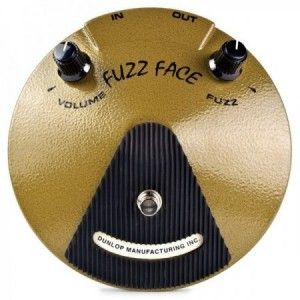 DUNLOP FUZZ FACE ERIC JOHNSON