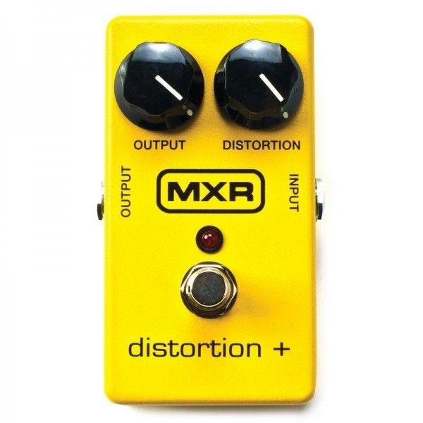MXR DISTORTION PLUS M104