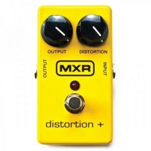 MXR DISTORTION PLUS M104