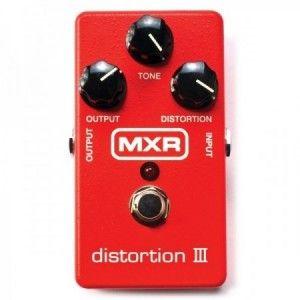 MXR DISTORTION III M115