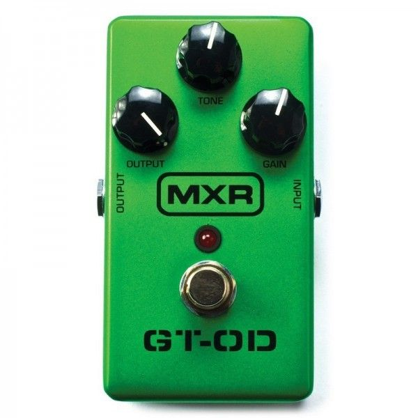 MXR GT OD OVERDRIVE M193