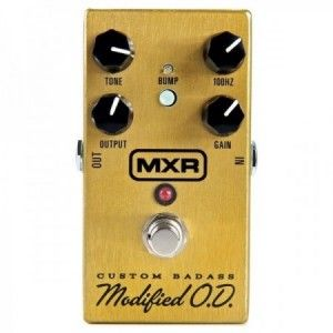 MXR CUSTOM BADASS MODIFIED O.D. M77