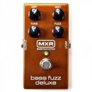 MXR BASS FUZZ DLX M84