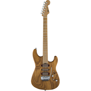 CHARVEL GUTHRIE GOVAN USA SIGNATURE HSH CARAMELIZED ASH