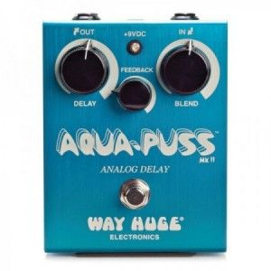 DUNLOP WAY HUGE WHE701 AQUA PUSS