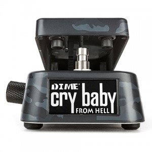DUNLOP CRY BABY DIMEBAG FROM HELL DB01B