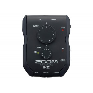 ZOOM U22 USB 2IN 2OUT