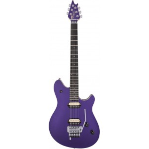 EVH WG SPECIAL DEEP PURPLE METALLIC EBONY