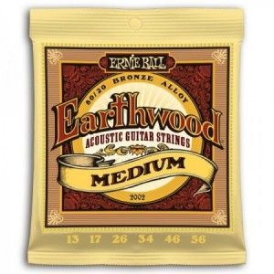 ERNIE BALL EARTHWOOD BRONCE 13-56