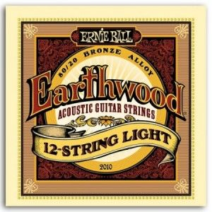 ERNIE BALL EARTHWOOD BZ LIGHT 9-46. 12 CUERDAS