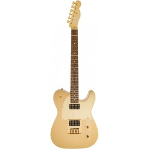 SQUIER J5 TELECASTER FROST GOLD IL