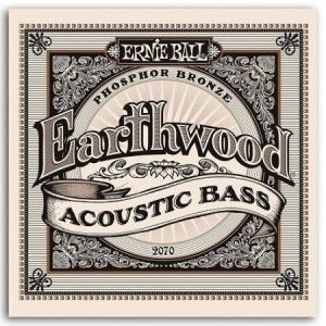 ERNIE BALL BAJO ACUSTICO EARTHWOOD BRONCE 40-95