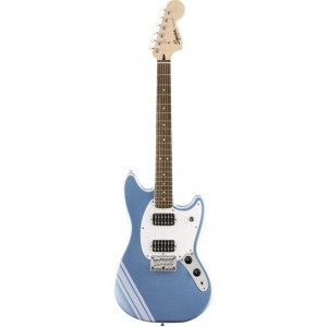 SQUIER FSR BULLET MUSTANG COMPETITION HH LPB IL