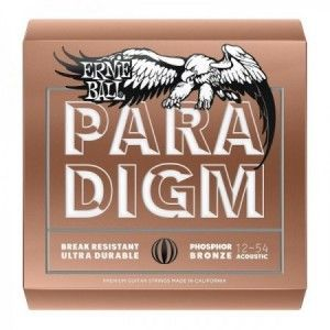 ERNIE BALL PARADIGM MED LIGHT PHB 12-54