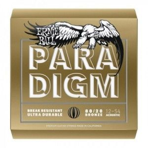 ERNIE BALL PARADIGM MEDIUM LIGHT BRONCE 12-54