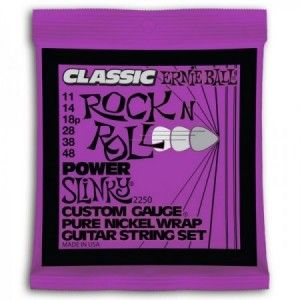 ERNIE BALL SLINKY NICKEL POWER 11-48