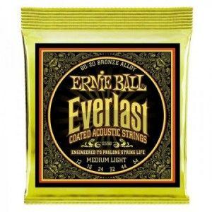 ERNIE BALL EVERLAST BZ MED LIGHT 12-54