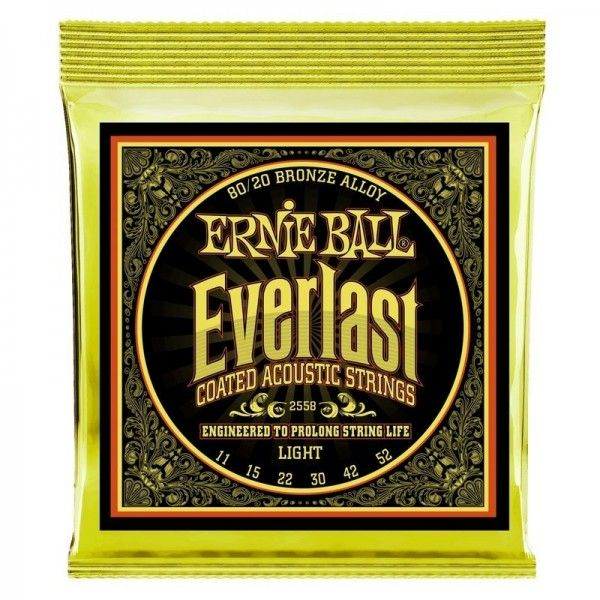 ERNIE BALL EVERLAST BZ LIGHT 11-52