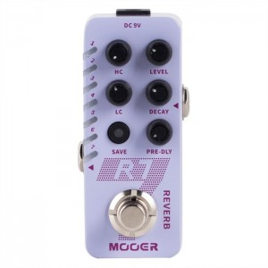 MOOER R7 REVERB