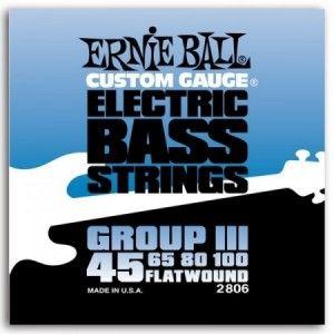 ERNIE BALL ENTORCHADO PLANO III 45-100