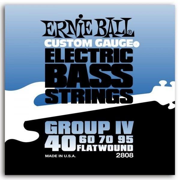 ERNIE BALL ENTORCHADO PLANO IV 40-95