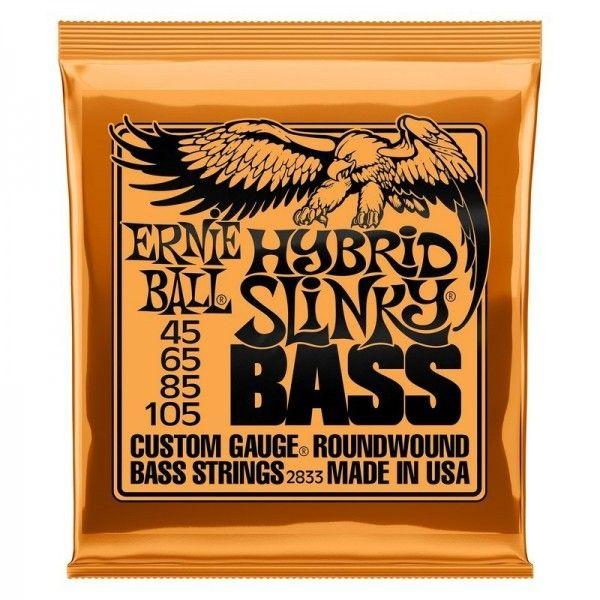 ERNIE BALL SLINKY HYBRID 45-105