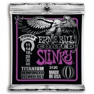 ERNIE BALL SLINKY TITANIUM POWER 11-48
