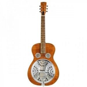 DOBRO HOUND DOG DELUXE ROUND NECK VB