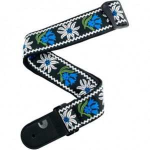 PLANET WAVES PEACE AND LOVE FLORES AZUL