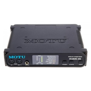 MOTU MICRO EXPRESS USB II