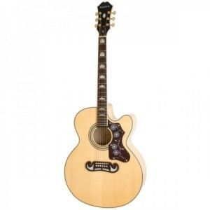 EPIPHONE EJ200 SCE NATURAL