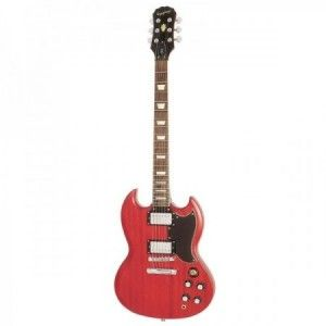EPIPHONE G400 WORN CHERRY