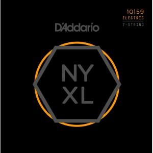 DADDARIO NYXL 10-59 7 CUERDAS
