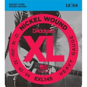 DADDARIO EXL145 12-54