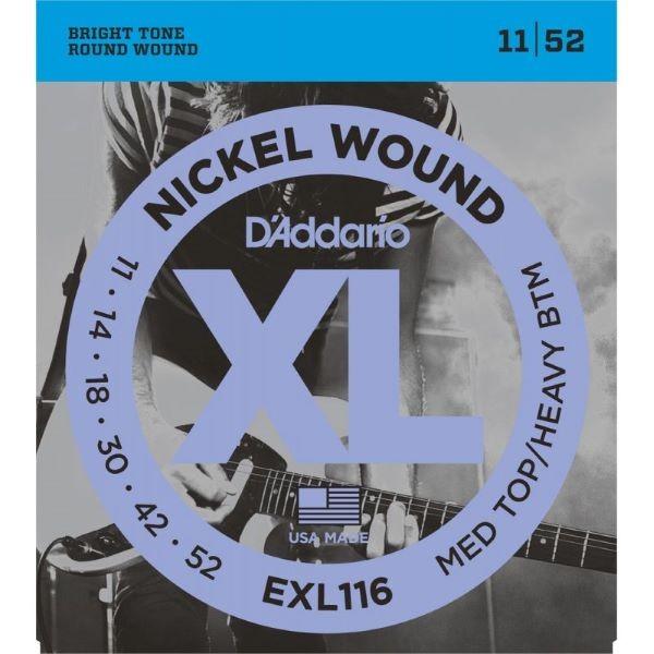 DADDARIO EXL116 11-52