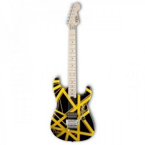 EVH STRIPED BLACK MP