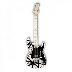 EVH STRIPED WHITE MP