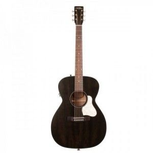 ART LUTHERIE LEGACY Q1T FADED BLACK