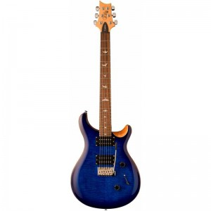 PRS SE CUSTOM 24 FADED BLUE BURST
