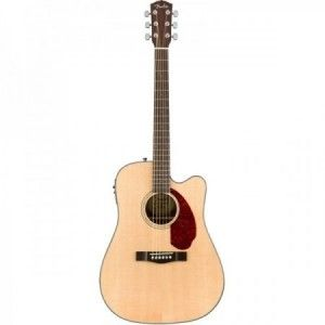 FENDER CD 140 SCE NATURAL CON ESTUCHE